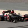19.04.2013- Free Practice 1, Kimi Raikkonen (FIN) Lotus F1 Team E21