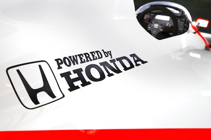 MP4-4 Powered by Honda