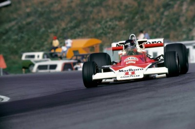 Winner James Hunt(GBR) Mclaren M23 Canadian GP, Mosport Park, 3 October 1976