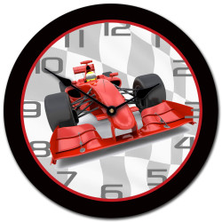 Race-Car-Clock