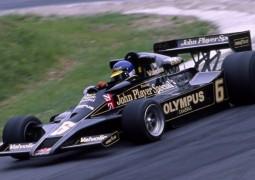 F1 Storia: Austria 78, il canto del cigno di Peterson