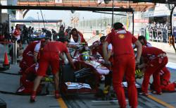 Formula One World Championship, Rd14, Korean Grand Prix, Practice, Korea International Circuit, Yeongam, South Korea, Friday 4 October 2013.