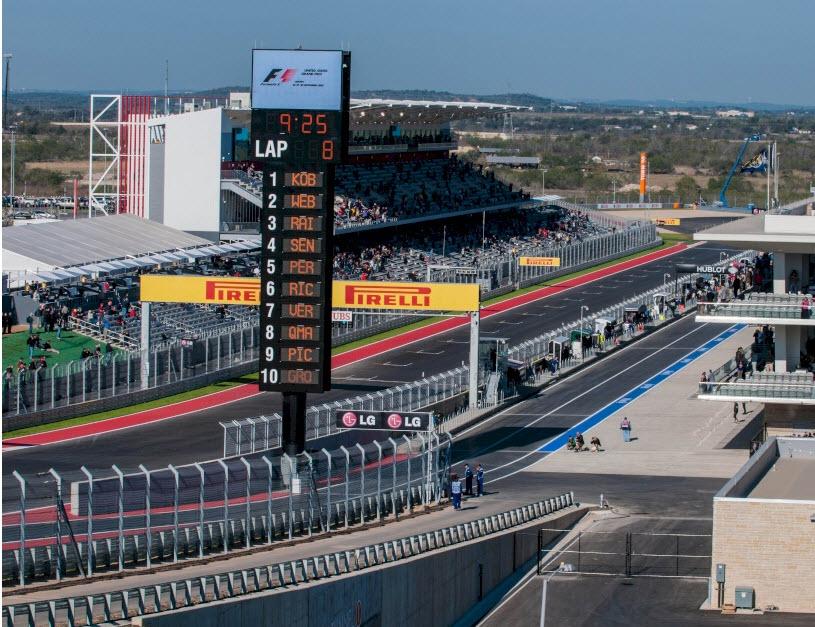 GP USA: Austin, Hamilton per il mondiale la Ferrari per ritrovarsi