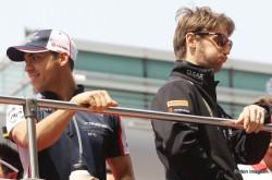 Formula One World Championship, Rd3, Chinese Grand Prix, Race Day, Shanghai, China, Sunday 14 April 2013.
