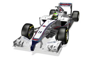 2014-F1-Williams-con-colori-Martini-Racing
