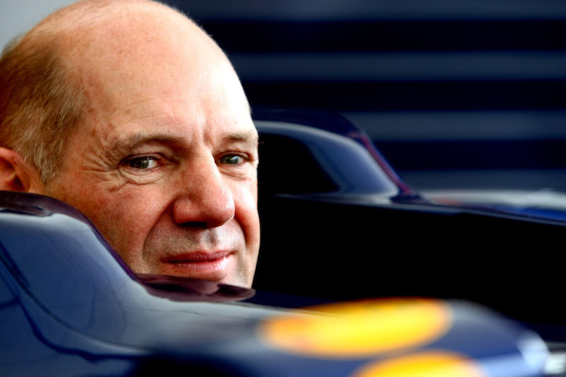 F1 | Newey rassicura, Red Bull e Renault performanti nel 2017