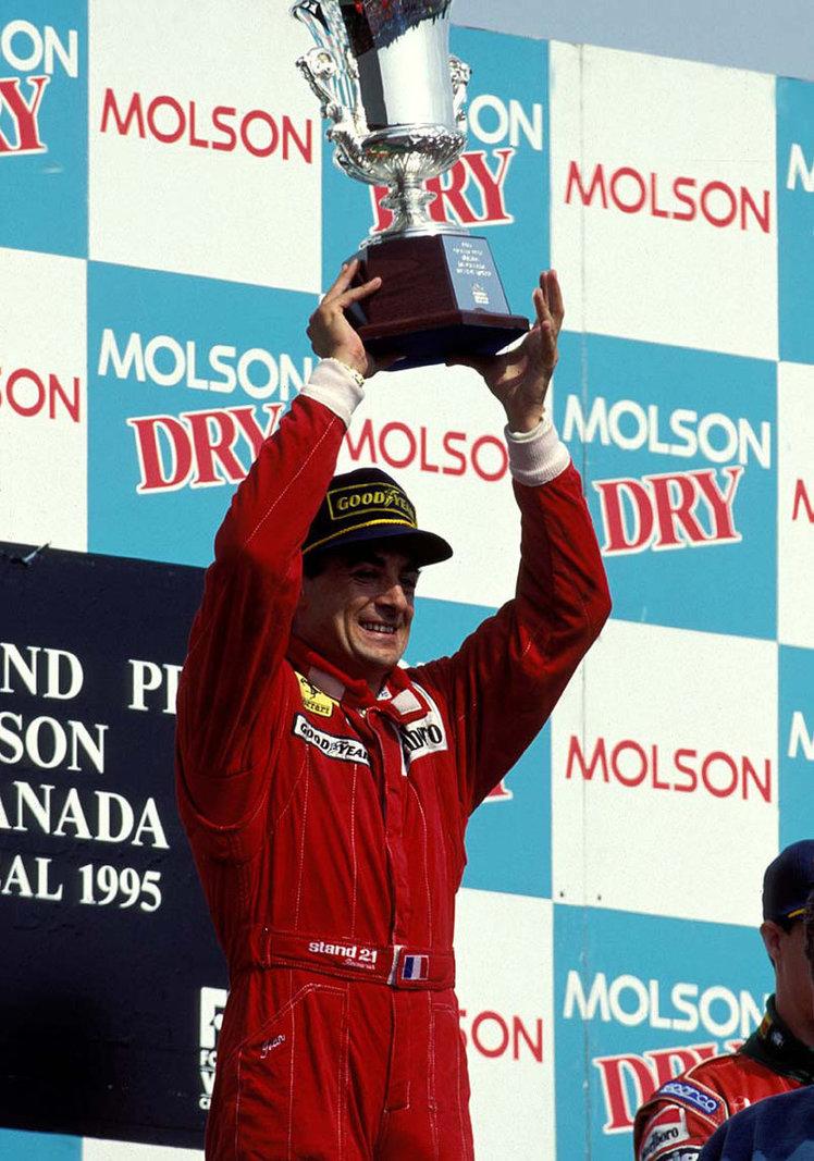 F1   Ritratti: Jean Alesi compie 50 anni