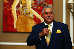 Mallya Force India Driver Announcement - London, England