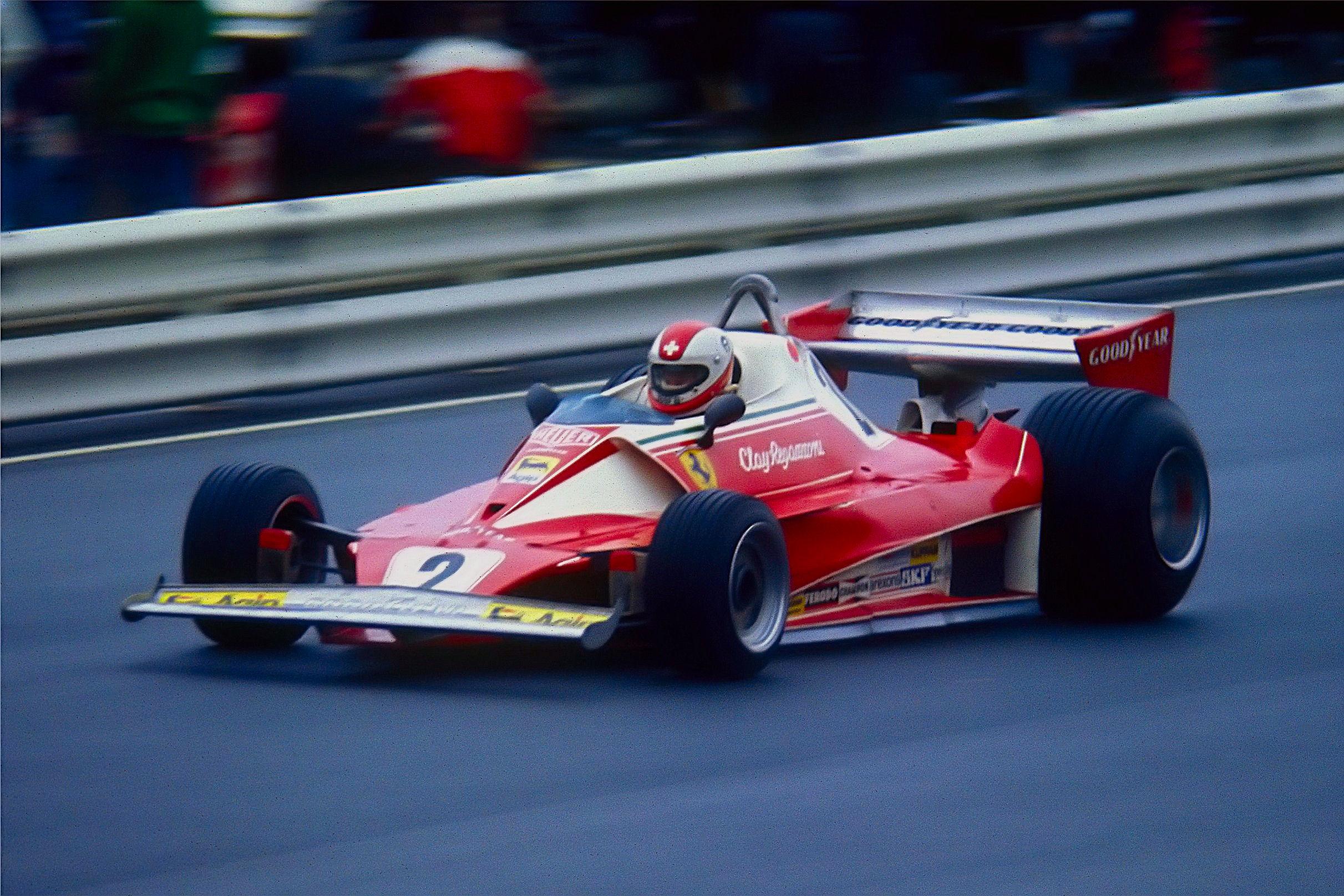 Clay Regazzoni: Un brivido sulle note di un sax