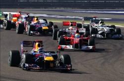 Bahrain 2010 start