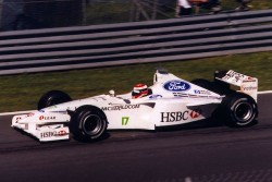 Johnny Herbert (Stewart Ford)