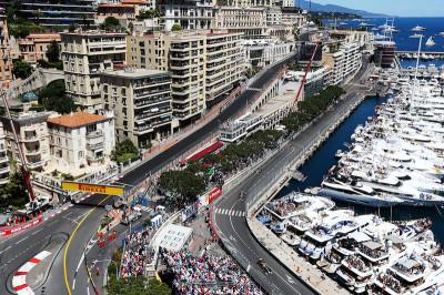 Gp di Monaco: doppietta ferrari a Montecarlo. Terzo Ricciardo