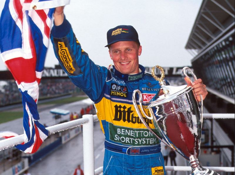 F1 | Beastly Days: Silverstone 1995, il trionfo di Herbert