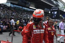Kimi Austria 2014