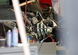 F1 PU Ferrari: ultimo aggiornamento a Monza