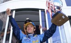 Jarno Trulli Monaco 2004