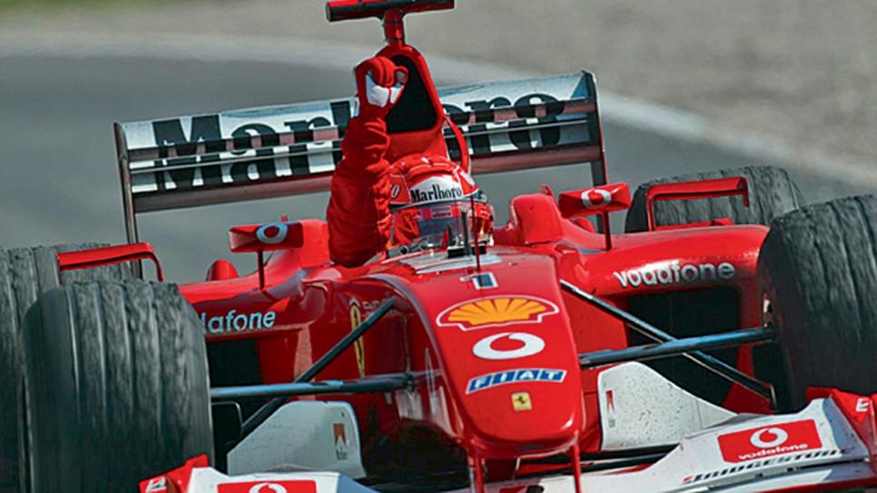 F1 | Le auto più vincenti della storia: Le dominatrici degli anni 2000