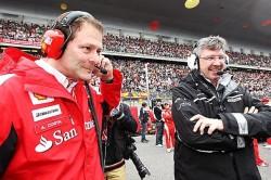 Aldo Costa and Geoff Willis to join Mercedes GP