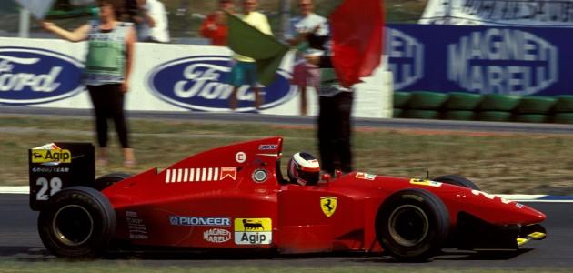 F1 | Storia, Hockenheim 94 : 4 anni dopo, è di nuovo Ferrari