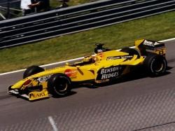 Heinz-Harald Frentzen (Jordan Mugen-Honda)