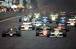 Nurburgring 1985 start