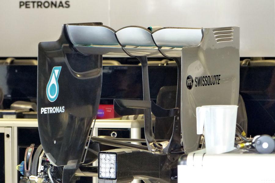 Mercedes Monza Retro