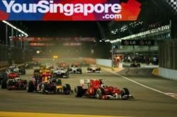 partenza-gran-premio-singapore-f1-2010