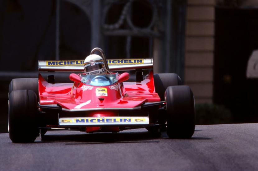 F1 Ritratti: i 65 anni di Jody Scheckter