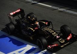 F1 Lotus a due facce: Grosjean in ripresa, al palo Maldonado
