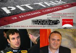 F1 A PitTalk Matteo Bobbi e Alberto Sabbatini