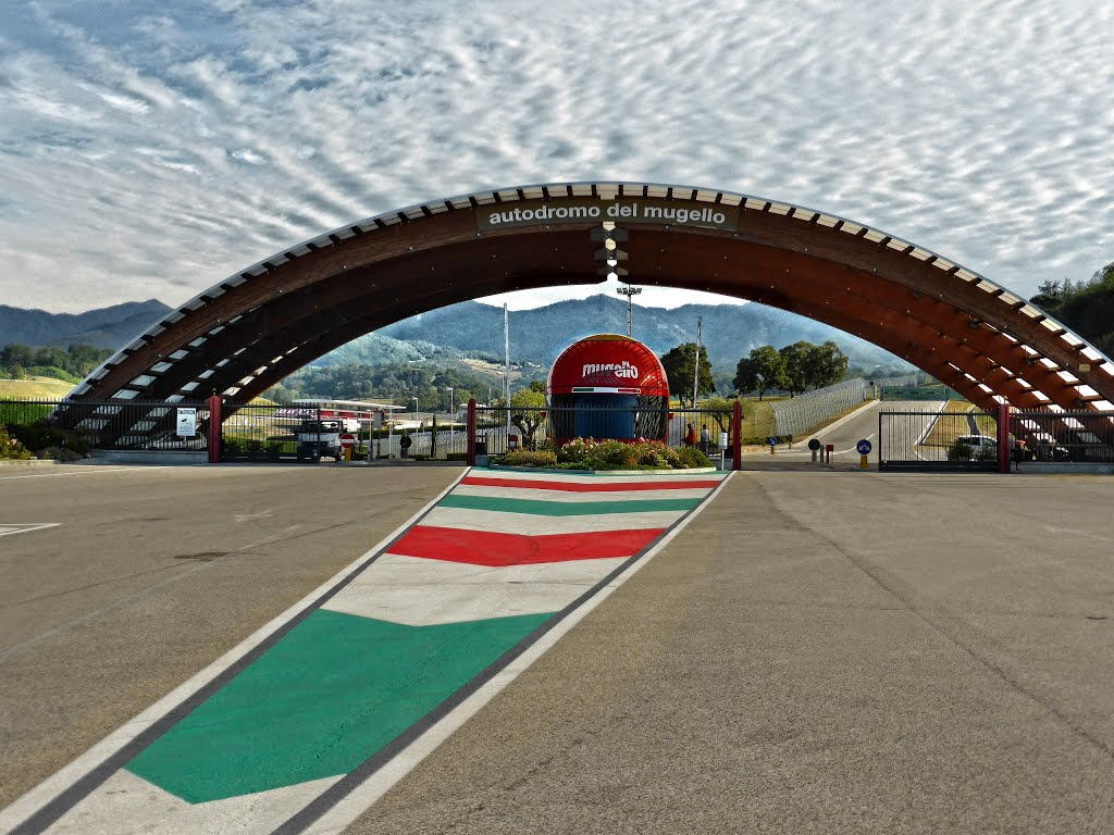 F1 | il Mugello come seconda sede del GP d'Italia?