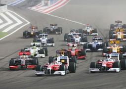 F1 Storia: GP Bahrain 2009: Button, Trulli... e un buco