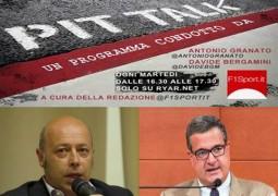F1 PitTalk ospiti Mario Donnini e Umberto Zapelloni