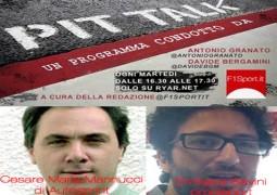 F1 PitTalk ospiti Cesare M. Mannucci ed Emiliano Savini