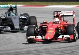 F1 Il gap Ferrari Mercedes