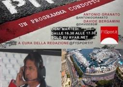 F1 a PitTalk l'Ing. Giancarlo Bruno