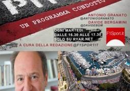 F1 a PitTalk Marco Franzelli e Antonio D'Amore