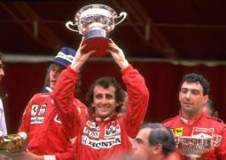 F1 Storia: GP Monaco 1988, la lezione del Professor Prost