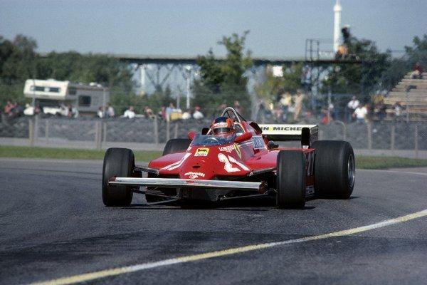 F1 Storia: GP Canada 1981, la consacrazione di Villeneuve