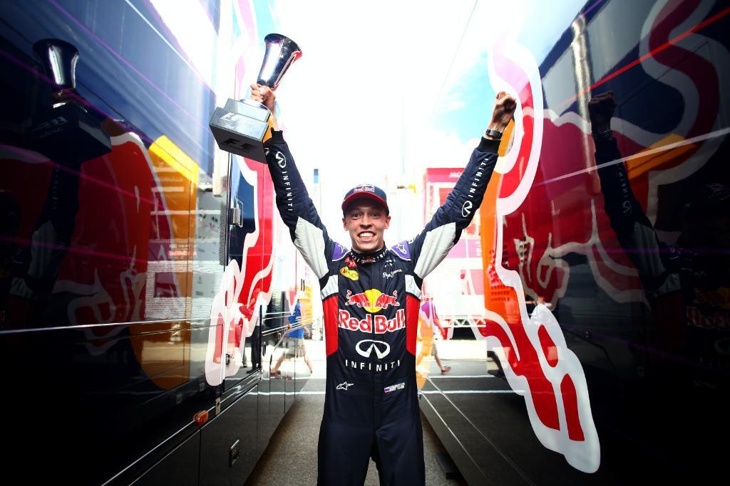 F1 | Daniil Kvyat vittima della legge del più forte