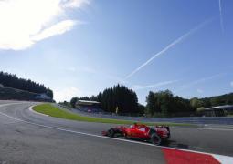 F1 GP Belgio, Ferrari rossa di rabbia