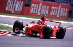 Schumacher monza 1998