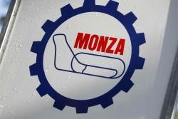 MONZA 09/09/2010 - GRAN PREMIO D'ITALIA - NELLA FOTO CIRCUITO DI MONZA LOGO. FOTO: LATPHOTO/INFOPHOTO