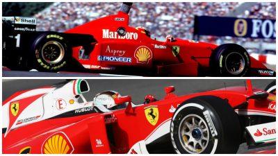 due Ferrari, due velocità