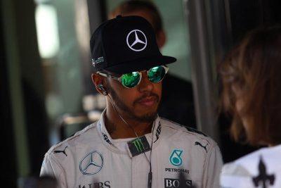20.03.2016 - Lewis Hamilton (GBR) Mercedes AMG F1 W07 Hybrid