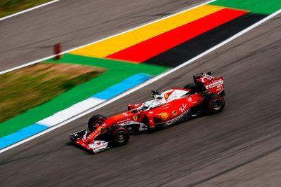 Vettel_Ferrari