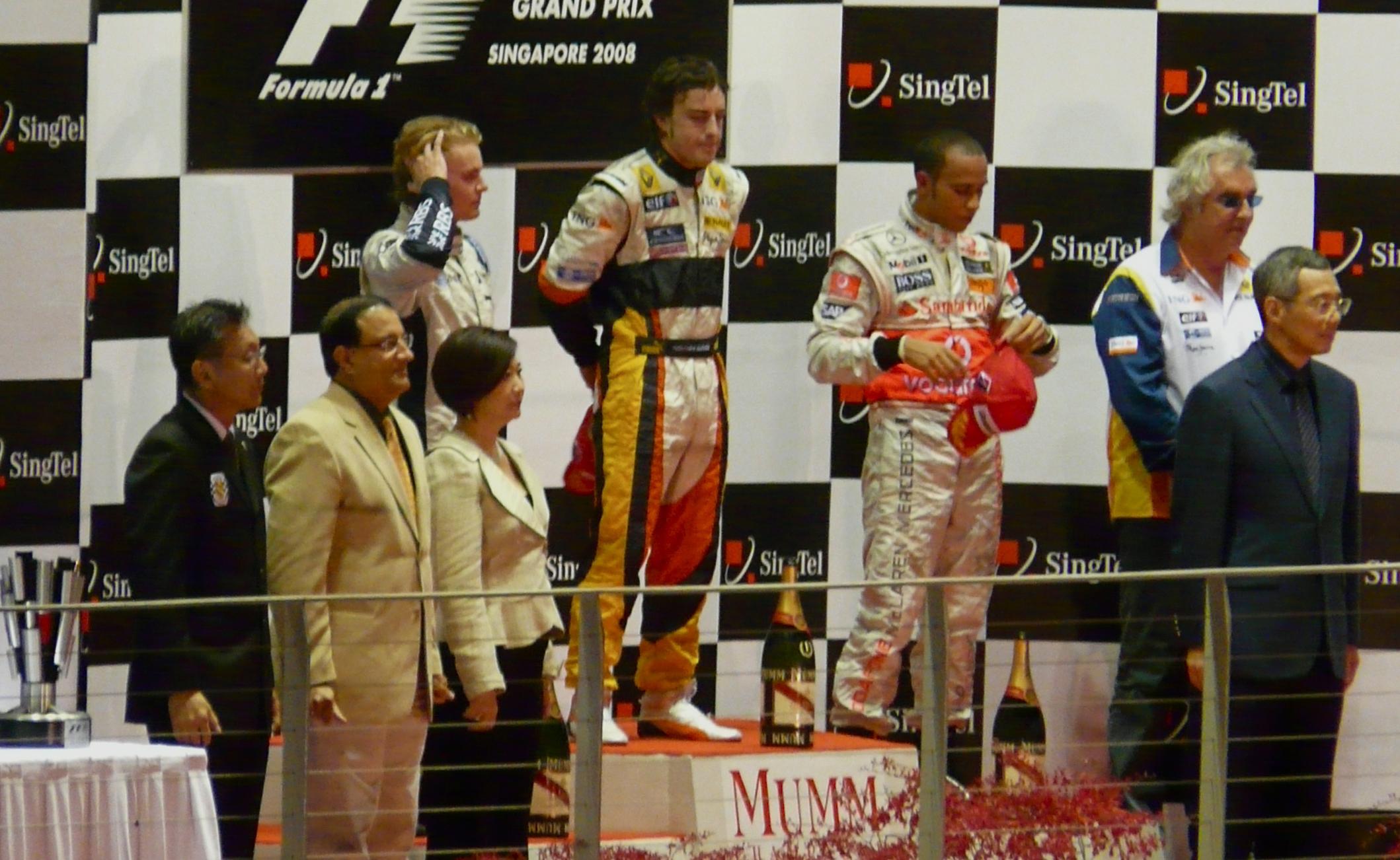 F1 | Singapore 2008: la Ferrari perde il titolo e il circus la faccia