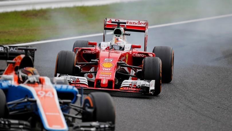 F1 | GP Giappone, isterie da bandiera blu