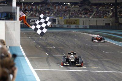GP Abu Dhabi, Raikkonen sicuro: