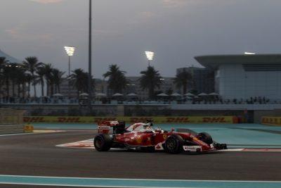 Gp Abu Dhabi, la pole è di Hamilton